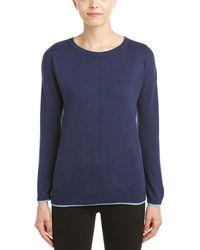 Boden Wool-blend Jumper - Blue