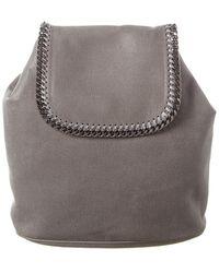 Stella McCartney Falabella Backpack - Gray