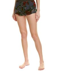 Only Hearts Red Rose Short - Multicolour