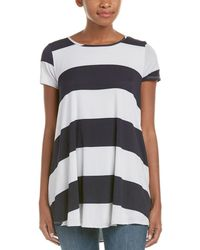 Peach Love CA - Striped Top - Lyst