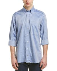 Gitman Brothers Vintage Woven Shirt - Blue