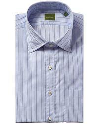Sid Mashburn Dress Shirt - Blue