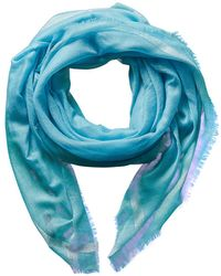 Forte - Forte Quince Cashmere-blend Scarf - Lyst