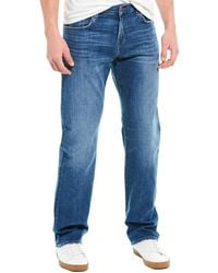 7 For All Mankind 7 For All Mankind Austyn Lynt Straight Leg - Blue