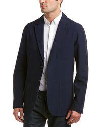 Façonnable - Wool & Silk-blend Jacket - Lyst