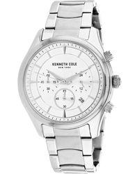 Kenneth Cole Classic Watch - Metallic