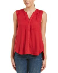 Soft Joie Caridad Top - Red