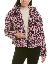 UGG Mandy Hooded Jacket - Pink