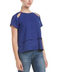 19 Cooper - Cut-out Top - Lyst