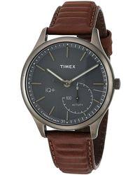 Timex Iq+ Move Acticity Watch - Multicolour