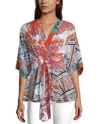 Robert Graham Silk Shirt - Multicolour
