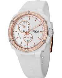 Alpina Adventure Diamond Watch - Metallic