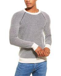 Woolrich Reversible Crewneck Jumper - Grey