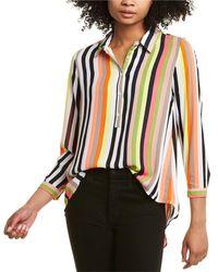 Insight Georgette Top - Multicolour