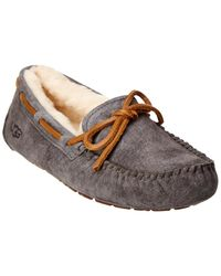 UGG Dakota Water Resistant Suede Slipper - Multicolor