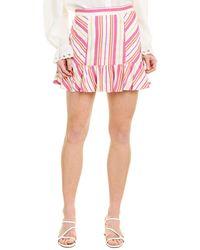 Parker Vanessa Mini Skirt - Pink