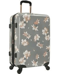 Vince Camuto Hardside Expandable Spinner Luggage - Gray