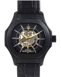 Maserati Fuoriclasse Men's Automatic Watch - Black