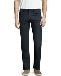 G-Star RAW - Attack Straight Fit Pant - Lyst
