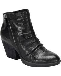 Söfft - Gable Leather Bootie - Lyst