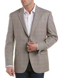 Peter Millar Wool Sportcoat - Brown