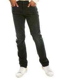 Joe's Jeans The Brixton Lennox Straight & Narrow Jean - Black
