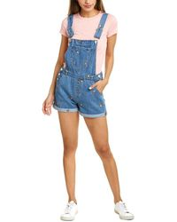 Sage the Label Alex Overall - Blue