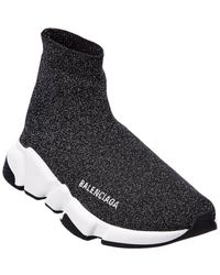 Balenciaga Speed Sock Trainer - Black