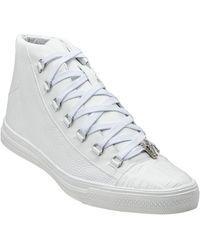 Belvedere Angelo Sneaker - White