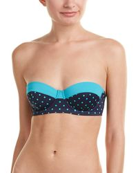 Spanx - ® Retro Balconette Swim Bra - Lyst