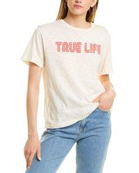 Ba&sh True Life T-shirt - White