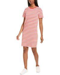 Joules Liberty T-shirt Dress - Red