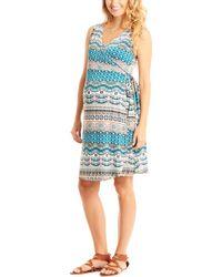 Everly Grey - Maternity Tania Dress - Lyst