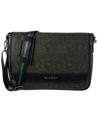 Robert Graham Tenantville Leather Briefcase - Black