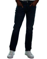 Lucky Brand 223 Senegal Straight Leg Jean - Blue