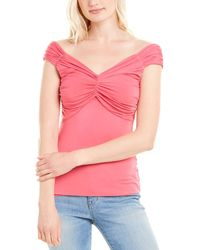 Bailey 44 Tapioca Top - Pink