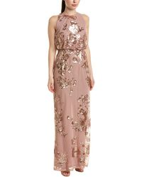 Adrianna Papell Gown - Pink