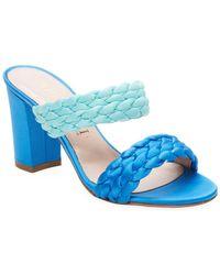 Aperlai - Braided Open-toe Sandals - Lyst