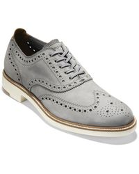 Cole Haan 7day Wing Leather Oxford - Multicolor