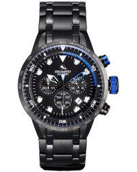 Strumento Marino Warrior Chrono Watch - Black