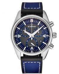 Eterna Kontiki Watch - Metallic