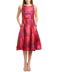 Adrianna Papell A-line Dress - Pink