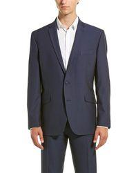 Kenneth Cole Reaction Suit - Blue