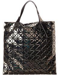 Bao Bao Issey Miyake Geometric Tote - Metallic