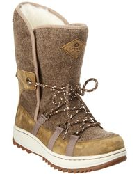 43f7d6c28ee5 Sperry Top-Sider - Powder Ice Cap Boot - Lyst