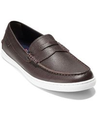 Cole Haan Nantucket Leather Loafer - Multicolour