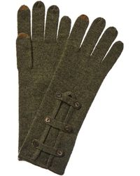 Forte Military Tech Glove - Green