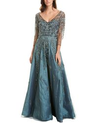 THEIA Gown - Blue