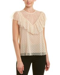 MILLY - Helena Top - Lyst