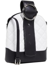 Parisa Wang Addicted Leather Bracelet Bag - Black